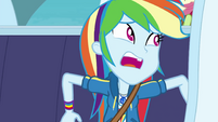 "Rainbow Dash ""please, somebody"" EGROF"