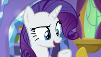 """Rarity """"I had planned on visiting"""" S9E19"""