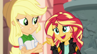 Sunset Shimmer -just get the prop department- EGS2