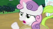 """Sweetie Belle """"that's not who I am anymore!"""" S7E6"""