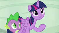"""Twilight """"so are the rest of the Wonderbolts"""" S6E7"""