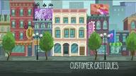 ZKKM 03 Karta tytułowa do odcinka 'Customer Critiques'
