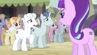 Double Diamond -you said cutie marks were evil!- S5E2