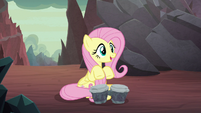 """Fluttershy """"sounds like poetry to me"""" S9E9"""