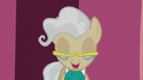 Mayor Mare -it's remarkable to me- S5E9