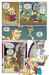 My Little Pony Transformers issue 4 page 4