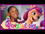 My Little Pony a New Generation - Ponytail day! - Create Sunny's Look