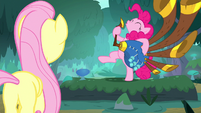 """Pinkie Pie """"and a-one, and a-two"""" S8E18"""