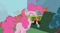 """Pinkie Pie """"sure, no problem"""" S1E05"""