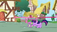 Pinkie Pie dry-brush smear S1E01