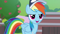 """Rainbow """"I'm gonna give this thing"""" S9E15"""