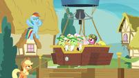 Rainbow Dash -go, go, go, go, go!- S8E5