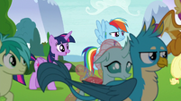 Rest of Young Six following Applejack S8E9