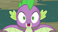 """Spike """"I just sprouted wings!"""" S8E11"""