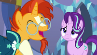 "Sunburst ""more in common with Twilight"" S7E24"