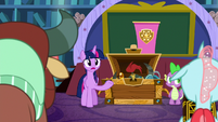 """Twilight Sparkle """"they'll make a great team"""" S8E15"""