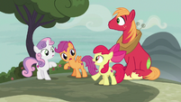 """Apple Bloom """"we should've been thinking about"""" S7E8"""