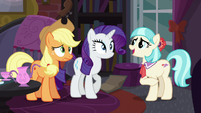 """Coco Pommel """"they chafe my calves when I walk"""" S5E16"""