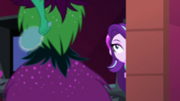 Demon Juniper walking past Starlight Glimmer EGS3