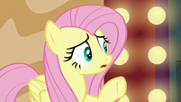 """Fluttershy """"the director wants to get rid of her"""" S6E20"""