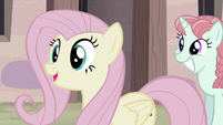 "Fluttershy ""you really are the nicest ponies I've ever met"" S5E02"
