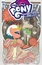 Legends of Magic issue 10 cover A