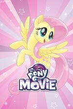 MLP The Movie Fluttershy mobile wallpaper