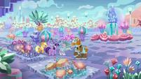 Mistmane's garden of crystal flowers S8E21