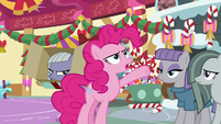 """Pinkie Pie """"am I the best at gift-giving?"""" MLPBGE"""