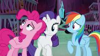 """Pinkie Pie """"like a secret lever"""" S8E26"""