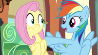 """Rainbow Dash """"I don't know what will!"""" S6E18"""