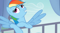 "Rainbow Dash ""puh-lease"" S03E09"