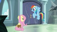 """Rainbow Dash """"trashes our friend"""" S9E21"""