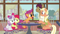 "Scootaloo ""I can't believe it!"" S9E12"