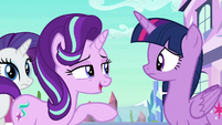 """Starlight """"more important than some"""" S6E1"""