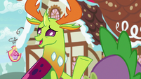 """Thorax """"I could use some advice"""" S7E15"""