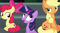 """Twilight Sparkle """"turned it around by now"""" S6E7"""