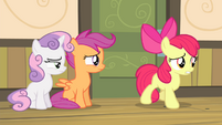 Apple Bloom pacing S4E17