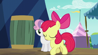 Apple Bloom walks away S5E17