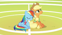 """Applejack disappointed """"nope"""" S6E18"""