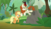 "Autumn Blaze ""give up your laughter"" S8E23"