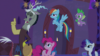 """Discord """"time is of the essence"""" S9E17"""