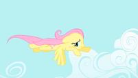 Fluttershy flying away 2 S1E20