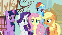 Main five getting even more worried S8E18
