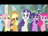 My Little Pony- Friendship is Magic - Generosity -Ukrainian- (Friendship is Forever version)