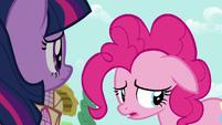 "Pinkie Pie ""aww, that's too bad"" S7E14"