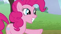 Pinkie Pie meeting Mudbriar again S8E3