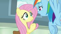 """Rainbow Dash """"are you serious right now?"""" S9E21"""