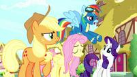 Rainbow Dash -like, now!- S8E18
