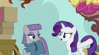 """Rarity """"all of your sister's things are gone"""" S8E18"""